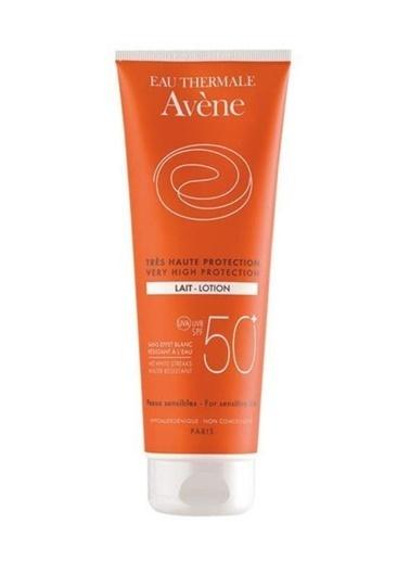 Avene Lait Güneş Losyonu Spf 50 + 250 ml  Renksiz